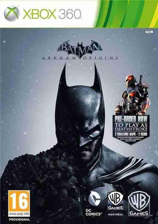Descargar Batman Arkham Origins [MULTI][Region Free][2DVDs][XDG3][COMPLEX] por Torrent